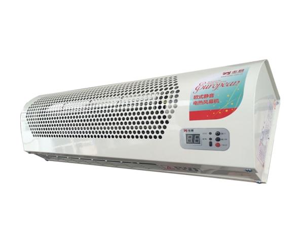 欧式静音电热风幕机